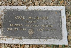 Opal Nanny McGrand