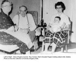 Clara A. <i>Rogers</i> Conner