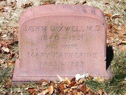 Dr John Dixwell