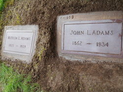 Matilda L. Adams