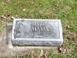 Hattie <i>Freshwater</i> Adams