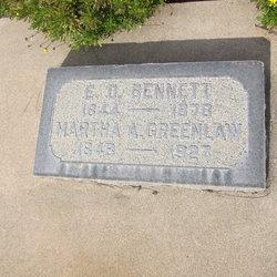 E D Bennett