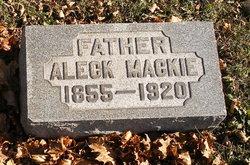 Aleck Mackie