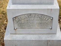 Emeline <i>Forster</i> Barber