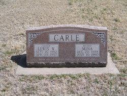 Mina <i>Cronn</i> Carle