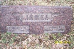Clarence M James