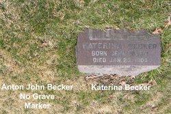 Katherine <i>vanHanxleden</i> Becker