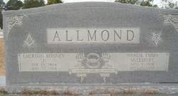 Wanda Emma <i>McLemore</i> Allmond