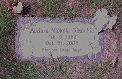 Audura Nickole Ginochio
