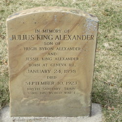 Julius King Alexander