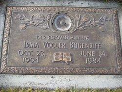 Irma <i>Vogler</i> Bogenrife