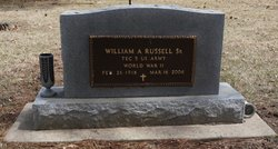 William A. Bill Russell, Sr