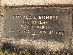 Donald L. Bohrer