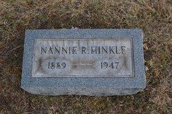 Nannie Rhoda <i>Johnson</i> Hinkle