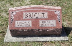 Hilda B <i>Knott</i> Bright