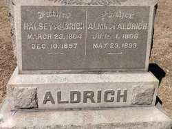 Almira <i>Smith</i> Aldrich