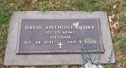 David Anthony Henry