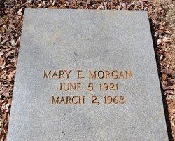 Mary Elizabeth Mary Lizzie <i>Lunsford</i> Morgan