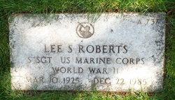 Lee S Roberts