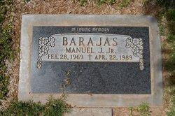 Manuel Jesus Barajas, Jr