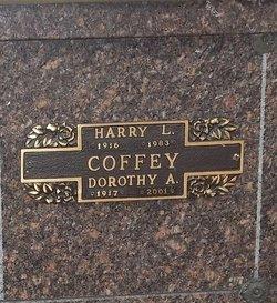 Dorothy A <i>Garms</i> Coffey