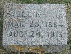 Adeline G Harkin