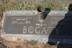 Leonard Dale Buzz Bogaty