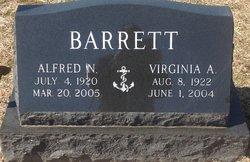 Alfred Barrett
