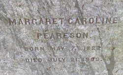 Margaret Caroline Peareson