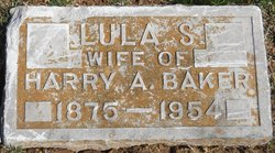 Eliza Lula <i>Simmons</i> Baker