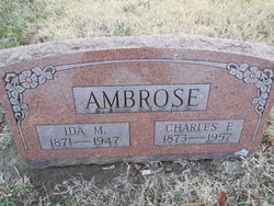 Ida M <i>Musick</i> Ambrose