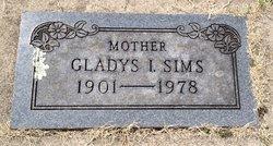 Gladys I. Sims