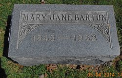 Mary Jane <i>Beckett</i> Barton