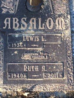 Ruth A <i>Hill</i> Absalom