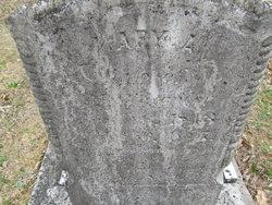 Mary Ann <i>Pickens</i> Alexander Stewart