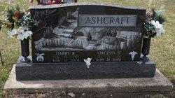 Virginia M. <i>Powell</i> Ashcraft