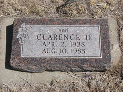Clarence Dwayne Albers