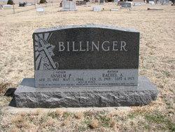 Anselm P Billinger