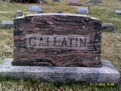 Ada Bernice <i>Chamberlain</i> Gallatin