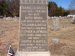 Ruth <i>Wood</i> Bates
