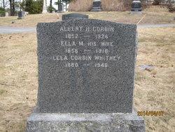 Albert H Corbin