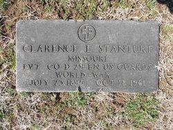 Clarence Edward Stanturf