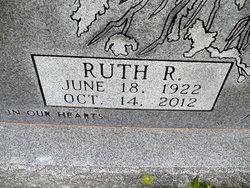 Ruth Rebecca <i>LaForge</i> Barre