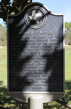 Antioch Cemetery (Caucasian)