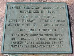 Bennet Cemetery