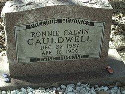 Ronnie Calvin Cauldwell