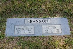 Charles L Brannon, Sr