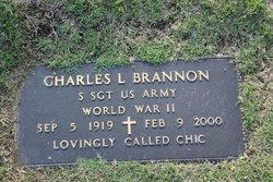 Charles L Brannon