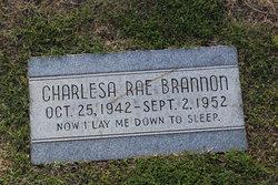 Charlesa Rae Brannon