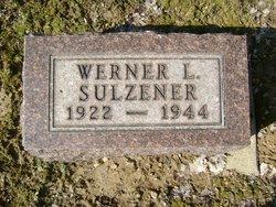 Werner Lee Sulzner